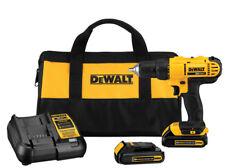 """NEW DeWALT DCD771C2 20V Li-Ion 1/2""""  Cordless Drill/Driver Kit"""
