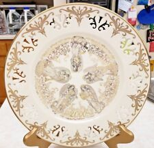 Lenox Messengers Of Harmony Millennium Plate Made In Usa