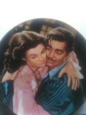 Vtg. Fine China Gone With The Wind Nightmare Passions Of Scarlett O'Hara 11145A