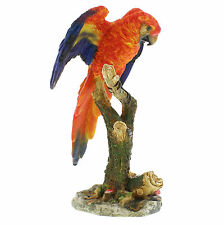 LARGE Animal Planet Macaw Parrot Bird Figurine / Ornament / Sculpture.New.AP195
