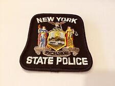 NEW YORK STATE POLICE HISTORICAL COLLECTORS PATCH