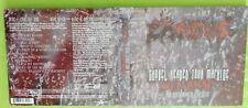 EXODUS SHOVEL HEADED TOUR MACHINE DIGIPACK CD + 2 DVD SCARECROW MEXICO. SLAYER