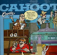 """CAHOOTS COUNTRY """"BIG COUNTRY JUBILEE"""" LP 1981 tupperware sealed"""