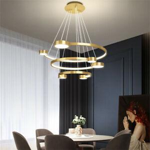 Modern Chandelier Light Kitchen Pendant Light Led Lamp Bedroom Ceiling Lighting