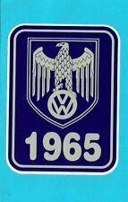 VW 1965 Vinyl Decal Sticker VOLKSWAGEN KOMBI RAT FINK ROCKABILLY BEETLE SAMBA