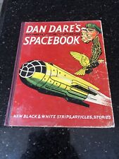Dan Dare's Spacebook Annual (Cult Comic Character: by Frank Hampson!)