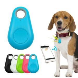 Anti-lost GPS Tracker Finder Device Bluetooth  For Kids Pet Dog Cat Car Keys UK