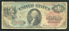 "FR. 18 1869 $1 ONE DOLLAR ""RAINBOW"" LEGAL TENDER UNITED STATES NOTE"
