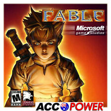 NEW MICROSOFT FABLE THE LOST CHAPTERS PC GAME_NEW