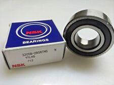 NSK 3205B 2RSRTNG Double Row Angular Contact Bearing  25x52x20.6mm