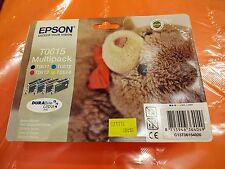 Original Epson Multipack T0615 / T061540 - BK,C,M,Y Stylus D68PE/D88/PE, DX3800/
