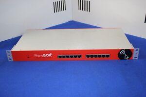 Audionics PhoneBox Music on Hold Interface Rack Mount Unit (2568_22A)
