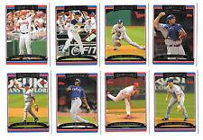 2006 TOPPS MLB BASEBALL TEXAS RANGERS TEAM SET (23) BLALOCK,TEIXEIRA,KINSLER,NIX