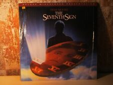 THE SEVENTH SIGN Demi Moore - LASERDISC Deluxe WIDESCREEN  Das siebte Zeichen
