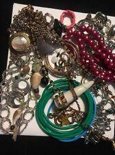Craft Harvest Vintage/modern Junk Drawer Jewelry Lot Huge Assort READ!!
