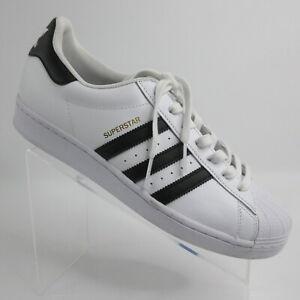 Adidas Original Superstar Sneakers Shell Toe White Black EG4958 Mens Size 11