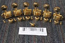 Gotoh Vintage Style Locking Tuners Keys for Fender Strat Tele Style - GOLD - NEW