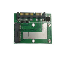 """mSATA SSD To 2.5"""" SATA 6.0 Gps Adapter Converter Card IDE HDD For Laptop New"""