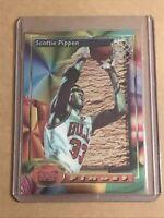 🏀💥1993-94 Finest Scottie Pippen  #208- Mint - Bulls  Legend- **rare**