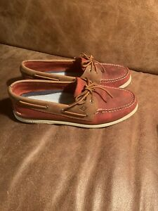 Sperry Top Sider Boat Shoes USA Bootsschuhe 13 47,5 Neu