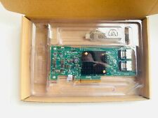 New SAS 9207-8i PCI-E 3.0 Adapter LSI00301 IT Mode Card Host Bus Adapter US