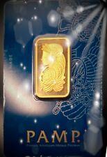 20 G Goldbarren - Metal Finess: Au 999.9 - original verschweißt - Suisse - PAMP.