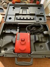 Snap-On Cordless Ni-Cad 18v Charger And Storage Case New