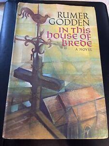 "RUMER GODDEN ""In This House of Brede"" 1969 Hardcover w/ Dust Jacket"