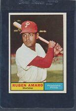 1961 Topps #103 Ruben Amaro Phillies EX/MT 61T103-30316-1