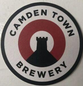 Camden Town Brewery Beermat Coaster