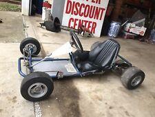 1960s Bug Sprint Go Kart Unused Twin Engine Nos Amazing Barn Find Rare!