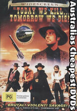 Today We Kill Tomorrow We Die DVD NEW, FREE POSTAGE WITHIN AUSTRALIA REGION ALL