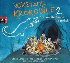 Schönbein, Sandra - Vorstadtkrokodile: Band 2 - Die coolste Bande ist zurück