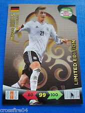 Panini Adrenaly Road to World Cup 2014 Brazil Limited Edition Marco Reus