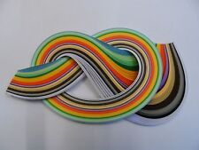 Quilling Paper 5mm, 175 strips - Assorted Autumn Colours