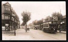 South Croydon. Brighton Road & Tram. Card # 2.