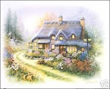 Cottage on the Bend II 8x10 Paper Tole 3D Decoupage Kit