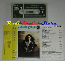 MC TERESA DE SIO Omonimo Same 1982 1 stampa  italy PHILIPS 7119127 cd*lp dvd vhs