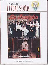 Dvd «LA FAMIGLIA» di Ettore Scola con Vittorio Gassman S. Sandrelli nuovo 1987