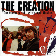 The Creation, Creati - Our Music Is Red with Purple Flashes [New Vinyl] UK - Im