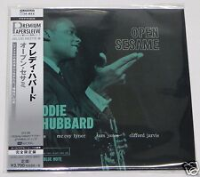 FREDDIE HUBBARD / Open Sesame JAPAN Mini LP Blue Note PLATINUM SHM-CD w/OBI