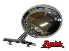 1968-1969 Olds Cutlass 442 F85 Standard Outside Drivers Side Chrome Mirror