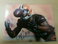 "AUTOGRAPHED Corey Coleman SIGNED NFL Cleveland Browns ROOKIE 8""x10"" Photo"
