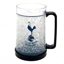Tottenham Hotspur FC Congélateur Tankard Beer Mug Cadeau Cracked Ice Effect