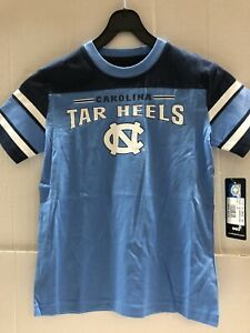 North Carolina Tar Heels NCAA Youth Gen 2 One Sided Shirt Size Medium (10-12)