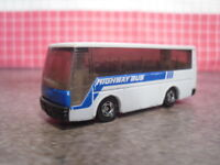 Tomica Diecast HIGHWAY BUS 1998 Isuzu Super Hi - Decker