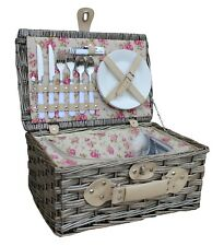 The Uppercrust Kew 2 Person Fitted Hamper