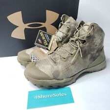 NEW Under Armour Mens SZ 12 Infil GTX Camo Tactical Boot 1261918-290 GORE-TEX UA