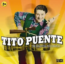 Tito Puente - The Essential Recordings (2016)  2CD  NEW/SEALED  SPEEDYPOST