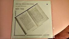 Rare Duke Ellington & His Orchestra 1932-33 jazz vinyl LP record GAPS 040 IMPORT